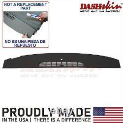07 08 09 10 11 12 13 14 Suburban Tahoe Defrost Dash Cover Overlay Cap Skin Black