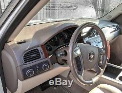07 08 09 10 11 12 13 14 Tahoe Denali Dash Cover Skin Cap (withDash Spkr) Cashmere