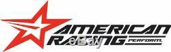 17 American Racing Wheels Rims Torq Thrust II 5x5 5x127 Vn505