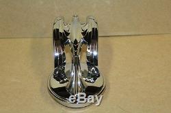 1931 1932 Car & 1933 Truck Chevrolet Eagle Radiator Cap Mascot, Hood Ornament