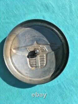 1942 Chevrolet Suburban NOS Steering Wheel Center Horn Button Cap Accessory