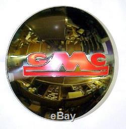 1947 1948 1949 1950 1951 1952 1953 1954 Hub Caps (4) Stainless GMC Pickup Truck