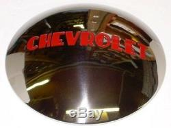1947 1948 1949 1950 1951 1952 1953 Hub Caps (4) Stainless Chevrolet Chevy Truck