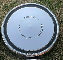 1970-85 Ford Truck Dog Dish Hub Caps 10 1/2 X 2 Deep F100 F150 Truck Van