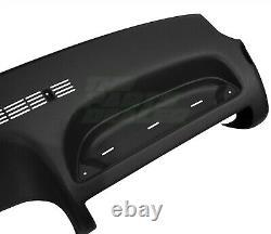 1995-1996 Suburban Yukon Tahoe C1500 K1500 Molded Dash Cover Cap Overlay Black