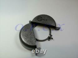 1x Fuel Tank Cap Anti-Theft Protector Cover 80 mm fit Trucks Lorry Tractor HGV