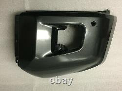2014 2020 PAINTED TUNDRA FRONT BUMPER LEFT END WithSENSOR CODE 1G3 # 52113-0C908
