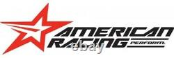 20 Rally C-ten C10 Wheels Rims Gray Polished Lip Raceline Intro C-10