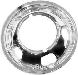 (2) 2003-2018 Dodge Ram Truck 3500 Front Pair 17 Hub cap Wheel Simulator Dually