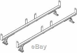 600lb Universal Pickup Truck Ladder CAP Utility Rack