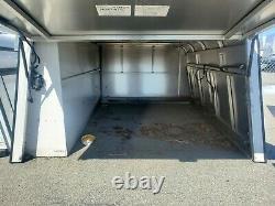 A. R. E. Aluminum Commercial Truck Topper/Cap, 2019 Ford F250 6.75' Bed