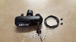 A. R. E. Truck Cap Twist Handle and Lock