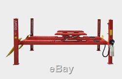 Amgo Pro-10awx Commercial 4 Post Alignment Car Truck Lift 10000 Lb. Cap