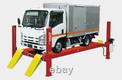 Amgo Pro-18a 4 Post Alignment Motor Home And Heavy Truck Lift-18,000 Lb. Cap