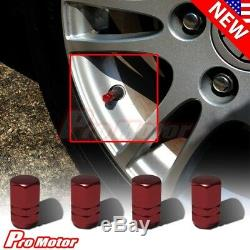 Auto Car Truck Bike Wheel Air Vale Stem Cap Caps Tire Rim Dust Cover Screw Metal