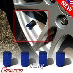 Auto Wheel Air Vale Stem Cap Caps Car Truck Bike Tire Rim Dust Cover Screw Metal