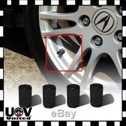 Auto Wheel Air Vale Stem Caps Car Truck Bike Tire Rim Dust Cover Screw Metal U1
