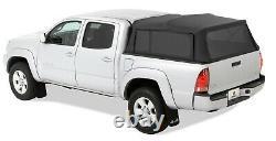 Bestop Supertop for Truck Soft Truck Bed Cap-Black Diamond, 5' Bed 76308-35