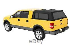 Bestop Supertop for Truck Soft Truck Bed Cap-Black Diamond, 6.5' Bed 76305-35