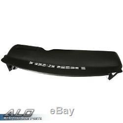 Black Dashboard Cover Cap Skin Fit For 1997-2000 GMC Chevrolet Trucks