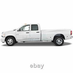 Black Ram 3500 Center Caps 2003-2018 Dodge Truck Front Rear 1 Ton Dually Wheels
