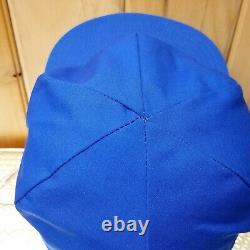 CHEVY TRUCK Made in USA SNAPBACK VTG 1989 NOS GORE TEX NWT Hat RARE BUTTONLESS