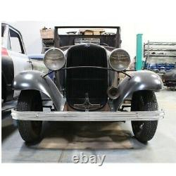 Chrome Bumper (Car or Truck / Front or Rear) for 1932 Ford