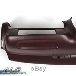 Coverlay Red Dashboard Cover Cap Skin Fit For 1997-2000 GMC Chevrolet Trucks
