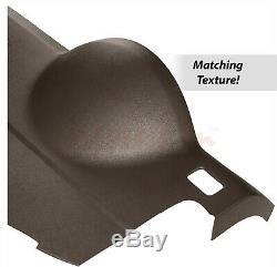 DashSkin Molded Plastic Dash Cover Cap 07-14 LTZ SLT Denali witho Spkr Cocoa Brown
