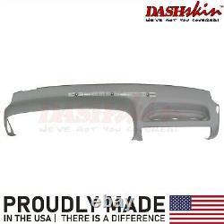 Dash Cover Cap Overlay Skin 95-96 Tahoe Yukon Suburban Medium Grey