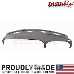 Dash Cover Dodge Ram Skin Cap Overlay Mat 98 99 00 01 (Mist Grey, C3)