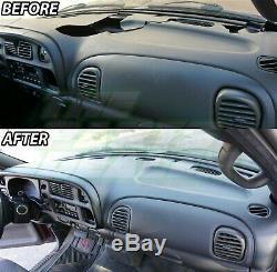 Dodge Ram Molded Dash Cover Cap Skin Overlay Mist Grey 1998 1999 2000 2001