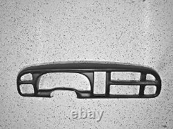 Dodge Ram Truck Dash Cap dashboard overlay With Bezel cap 1998 1999 2000 2001