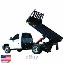 FLAT BED TRUCK DUMP KIT 12 to 14 Ft Flat Bed Trucks 7.5 Ton Cap Made in USA