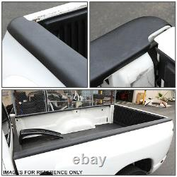 For 02-09 Dodge Ram 1500 2500 3500 8Ft Truck Bed Side Rail Caps Protector Cover