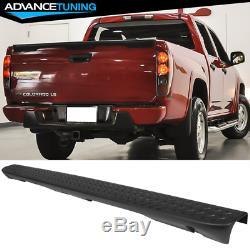 For 04-12 Chevrolet Colorado GMC Canyon Tailgate Protector Spoiler PP