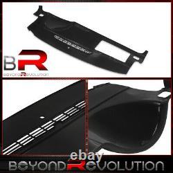 For 2007-2014 Yukon XL Sierra Gray Dash Board Trim Overlay Cover Cap Replacement