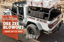 For Ford Ranger 1993-2011 Dee Zee DZ21995 Brite-Tread Side Bed Wrap Caps
