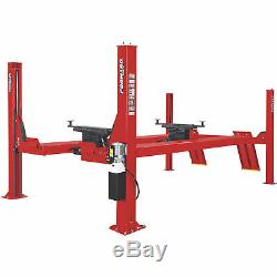 Forward Lift 4Post Open Front Truck/Car Lift 182.5in-14,000Lb. Cap. #CRO14N101YRD