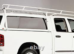 Hauler Ladder CAP Rack Chevy Silverado/GMC Siera Truck 8' Bed Extended/Crew Cab