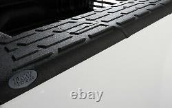 Husky Liners 97131 Quad Caps Truck Bed Rail Protector Fits 07-13 Sierra 1500