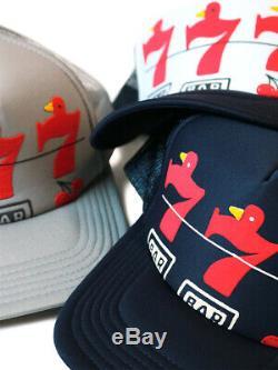 KAPITAL Lucky Battery Bird Truck CAP 3 Colors