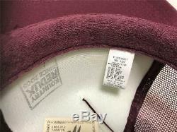 Kapital kountry woring puking pt truck cap mesh hat red brand new
