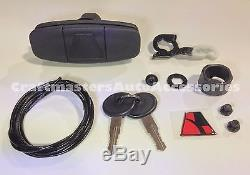 Leer Truck cap 100XQ/100XL / Tonneau 700 series handle # 113436 with NEW cables