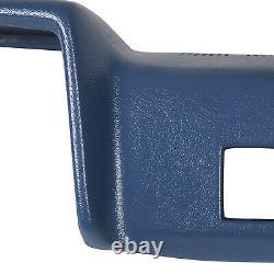Light Blue ABS Dashboard Cover Overlay For GMC Chevrolet Trucks Dash Cap