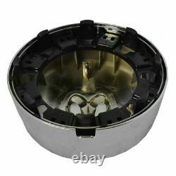 MOPAR Rear Wheel Center Cap Chrome for 03-14 Dodge Ram 3500 Dual Rear Wheel