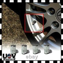 Metal Auto Car Truck Bike Wheel Air Vale Stem Caps Tire Rim Dust Cover Screw U1