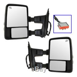 Mirror Power Heated Memory Turn Signal Clearance Textured & for Ford Pickup
