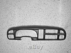 NEW Dodge Ram Truck Dash Cap skin overlay kit with3.25 Bezel 1998 1999 2000 2001