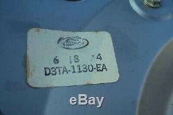 NOS 1973 Ford Truck Deluxe Hub Cap D3TA-1130-EA Van 2 Wheel Drive 71 72 73 74 75